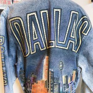 Dallas Jean Jacket